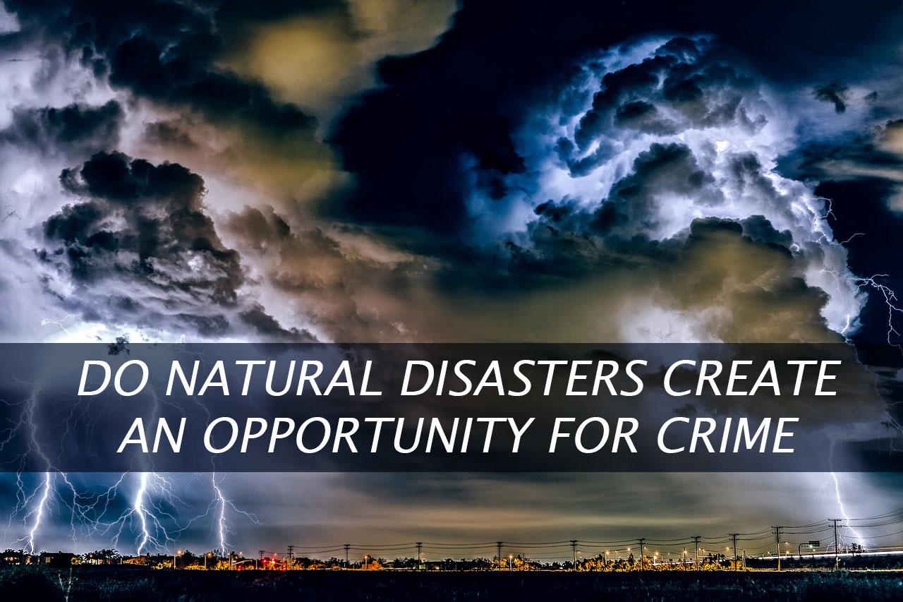 climate change crime