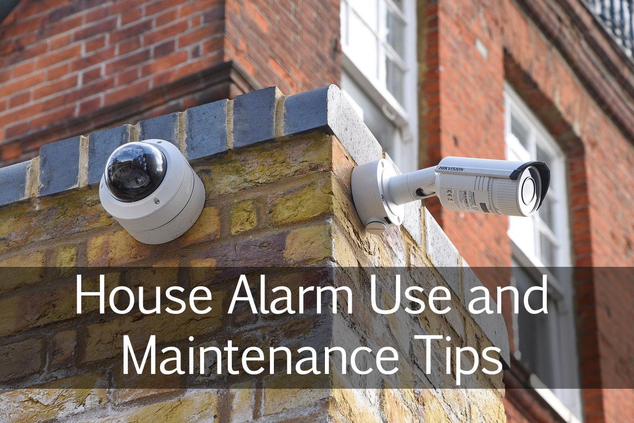 Alarm System Maintenance Tips