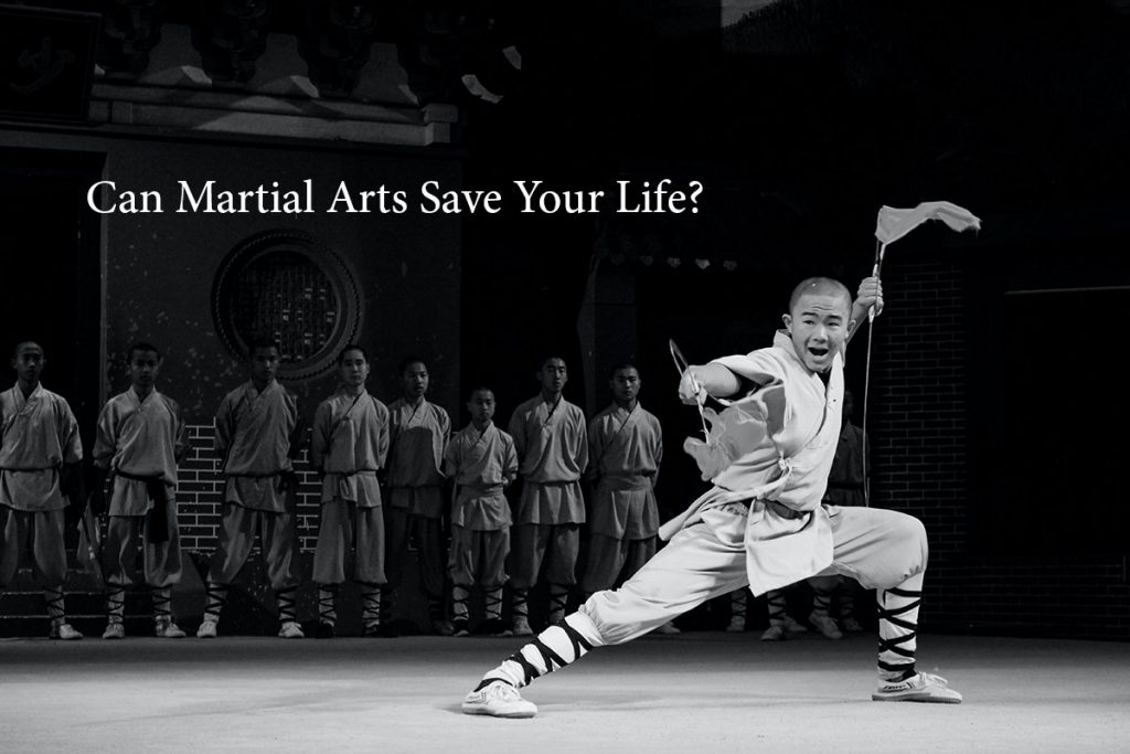 Can Martial Arts Save Your Life?
